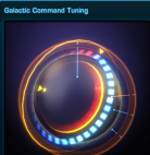 Galactic Command Tuning