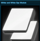White and White Dye Module US