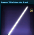 Advanced White Eviscerating Crystal US