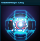 Holoshield weapon tuning US