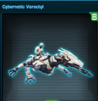 Cybernetic Varactyl US