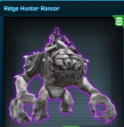 Ridge Hunter Rancor US