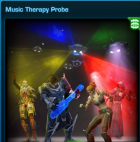 Music Therapy probe US